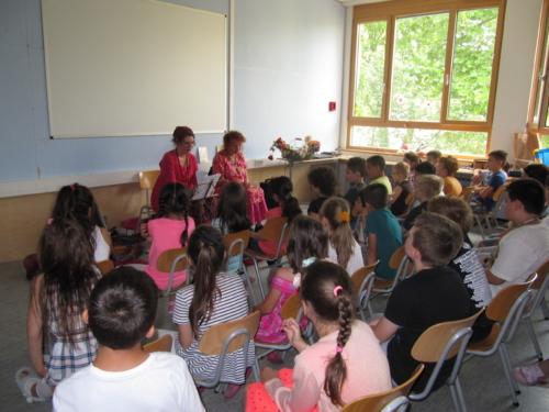 Kinderliteraturtage an der HKS